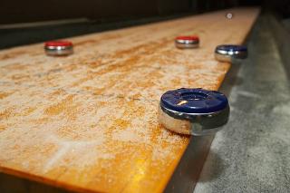 SOLO® Shuffleboard Movers Pensacola, Florida.